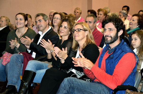 Benalmádena participa en el I Encuentro Poético Intermunicipal 'Limpio Azul'
