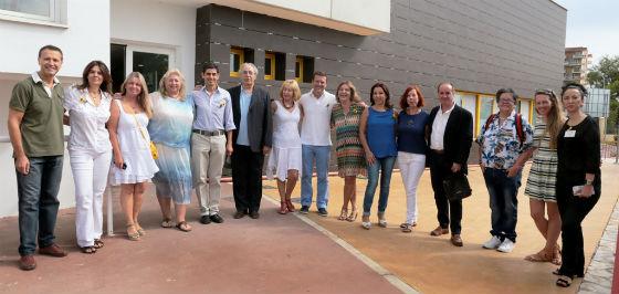 El Parque Innova acoge el II Encuentro por la Paz en Benalmádena