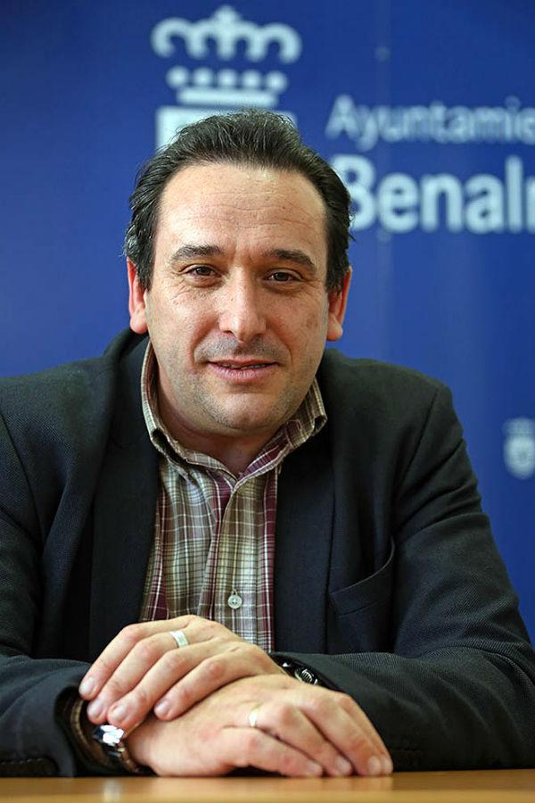 El Concejal Enrique García presenta el Plan Municipal de Vivienda y Suelo