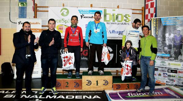 Más de medio millar de participantes se dan cita en la VII Carrera por Montaña 'Calamorro 2015'