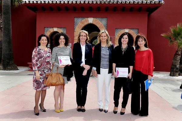 La alcaldesa preside la entrega de reconocimientos de la segunda edición del proyecto 'Mujer y Comunicación'