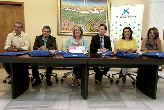 El Ayuntamiento repartirá 200 lotes de material escolar a los alumnos con menos recursos de Benalmádena