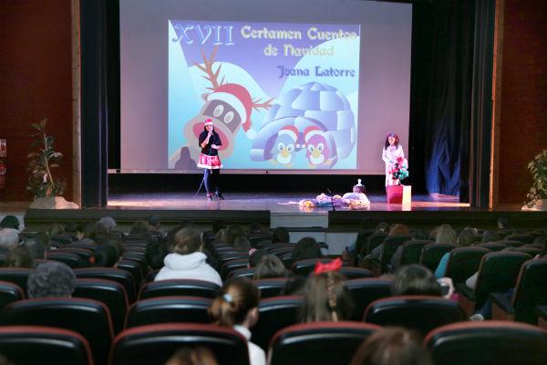 El Ayuntamiento entrega los premios de los distintos concursos y certámenes navideños de Cultura y Educación