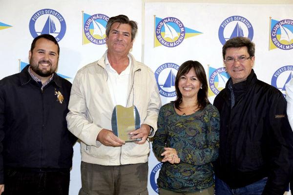 Benalmádena acogió con gran éxito de organización y participación el XXII Trofeo Interclubes Cruceros ORC