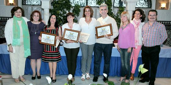 Maria Victoria Calzado logra el primer premio del XVIII Certamen literario 'Vigia de la Costa'
