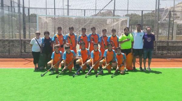 Sexta posición para el Club Hockey Benalmádena en el Campeonato de España de 1ª División y título andaluz para el infantil masculino