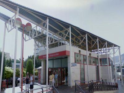 Reparadas las Escaleras Mecánicas de la Estación de Arroyo de la Miel.