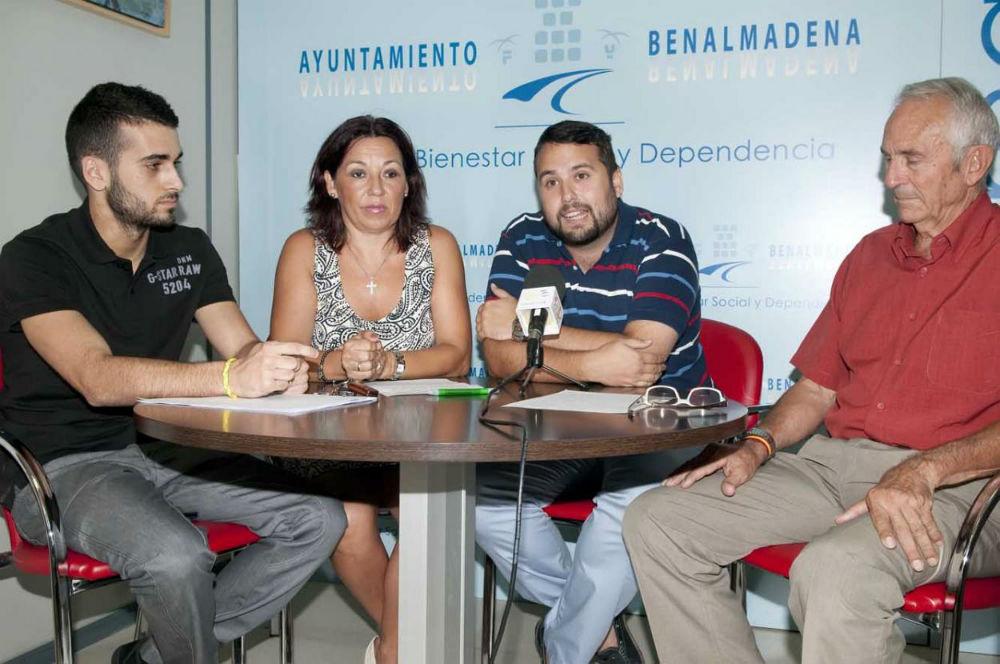 Los mayores del 'Anica Torres? celebran este viernes la campaña 'El Euro Solidario? a beneficio de la pequeña Idaira