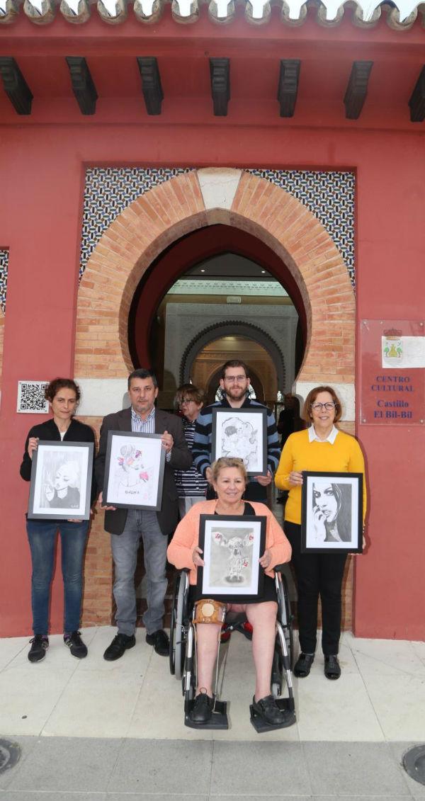 El Castillo del Bil-Bil acoge la Exposición de la Asociación Afesol ...