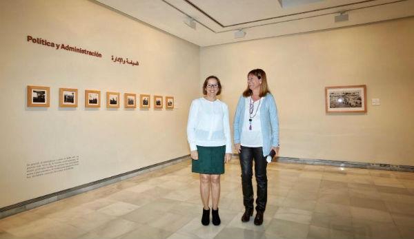 El Centro de Exposiciones de Benalmádena recibe la muestra 'Frontera Líquida', un recorrido gráfico a través de las relaciones entre Andalucía y Marruecos