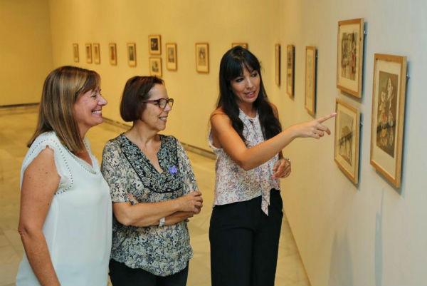 El Centro de Exposiciones inaugura mañana la muestra 'Picasso. Memoria Grabada'