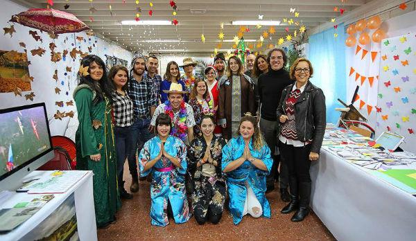 El IES Arroyo de la Miel celebra su XII feria turística