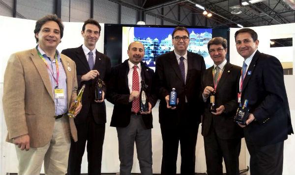 Puerto Marina se convertirá el próximo marzo en la capital internacional del aceite