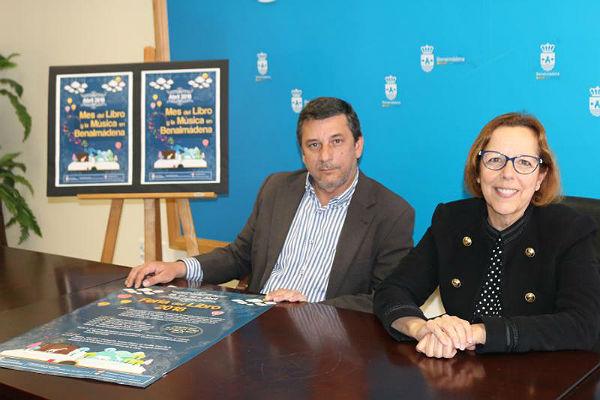 Benalmádena celebrará este sábado 21 una nueva edición de su Feria del Libro