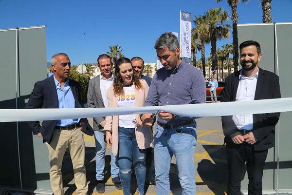El Puerto Deportivo acoge el I Salón Náutico de la Costa del Sol