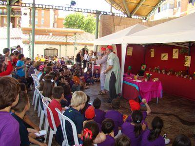 Gran Exito de Participacion en la IV Feria de las Ciencias.