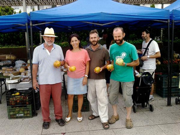 La Feria Ecológica de Benalmádena se consolida como una de las citas comerciales más destacadas de la provincia