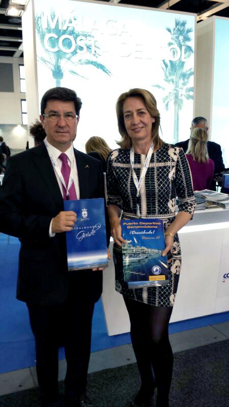 Benalmádena promociona su oferta turística en Berlín con el fin de consolidarse como destino preferente en el mercado alemán