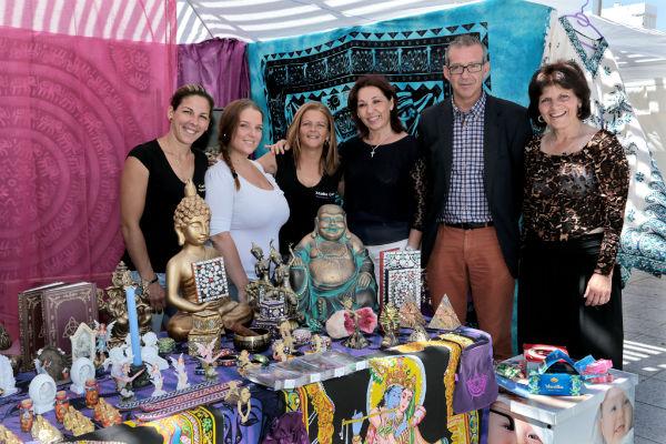 Pueblosol fue escenario de la primera edición de la Feria Parapsicológica