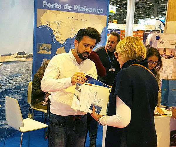 El Puerto Deportivo potencia su promoción en los mercados turísticos y náuticos escandinavos y rusos