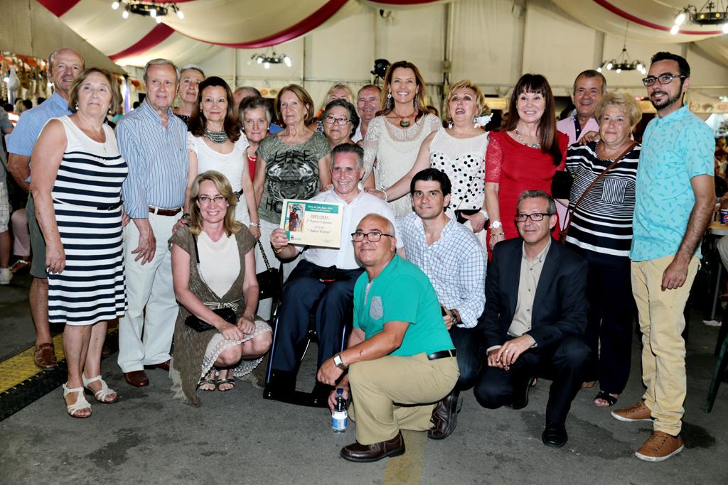 Benalmádena se vuelca en la despedida de la Feria de San Juan 2014