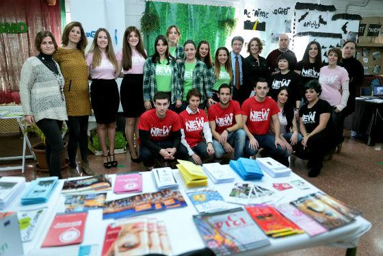 El instituto 'Arroyo de la Miel' celebra su tradicional Feria de Turismo bajo la temática de las nuevas tendencias