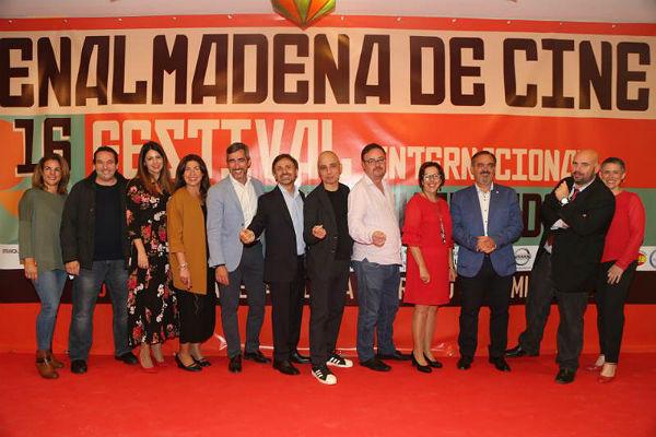 El FICCAB inaugura su decimosexta edición con la entrega de los Premios Ciudad de Benalmádena a José Mota y los directores Pablo Berger y Manul Martín Cuenca