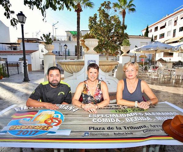 La Plaza de la Tribuna-El Corralón acogerá la Fiesta Alemana este fin de semana
