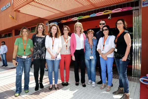 La fiesta de los libros reúne en la biblioteca de Arroyo de la Miel a más de 600 personas