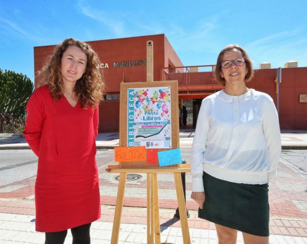 La Fiesta del Libro marcará el próximo sábado 1 de abril el inicio del Mes del Libro y la Poesía en Benalmádena