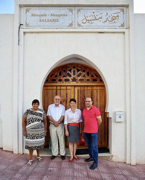 La comunidad musulmana de Benalmádena celebra la Fiesta del Cordero