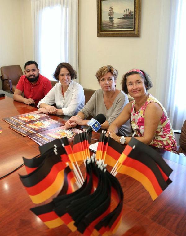 La Plaza de la Tribuna-El Corralón acogerá el 8 de octubre la Primera Fiesta Alemana