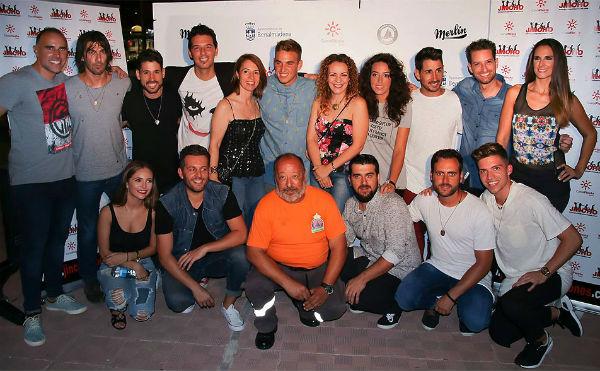Gran éxito de público en ´La Fiesta Del Fiesta´, organizada por Canal Sur Radio en Puerto Marina.