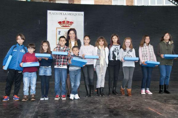 Más de un centenar de menores participaron en la fiesta con motivo del Día Mundial de los Derechos del Niño