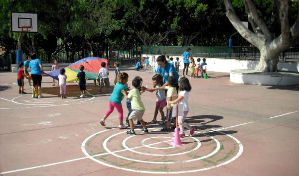 Finalización de las practicas del curso de Monitoras de Ludotecas, Extraescolares y Comedores