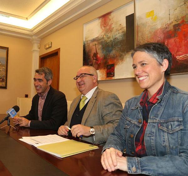 El Ayuntamiento de Benalmádena firma un convenio con Andalucía Emprende para el Fomento del Talento Emprendedor