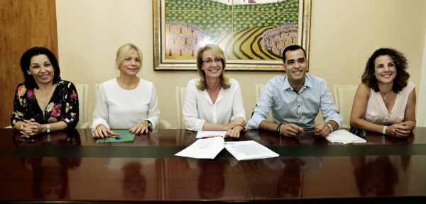 El Ayuntamiento prosigue los trámites para la cesión de la parcela que acogerá la futura Casa Hermandad del Cautivo