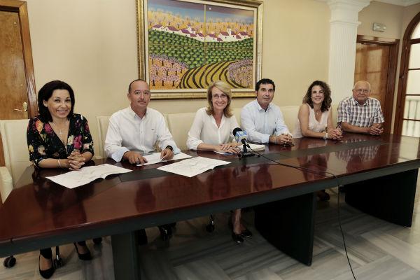 El Ayuntamiento cede una parcela en la Plaza del Alguacil a la Cofradía del Nazareno para la construcción de su Casa Hermandad