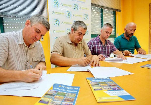 El Patronato Deportivo incorpora a su programa de actividades tres nuevas Escuelas Deportivas