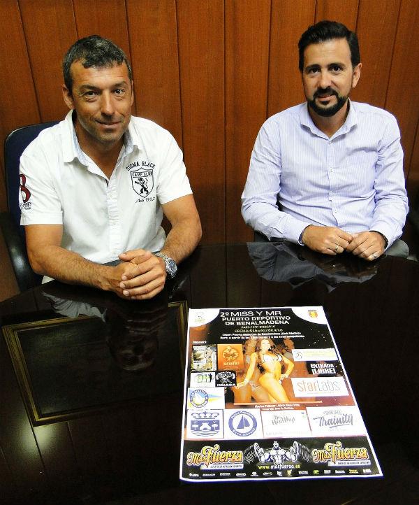 El Centro Náutico acogerá la Segunda Edición del Certamen de Fisioculturismo y Fitness Miss y Mr. Puerto Deportivo de Benalmádena