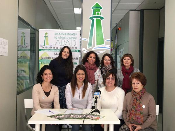 La concejala Irene Díaz presenta El Centro de Desarrollo Infantil y Atención Temprana de ABAD