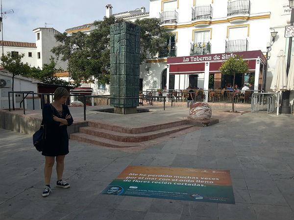 Benalmádena inicia su transformación en una 'Ciudad Libro'