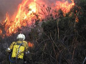 Comienza la Campaña contra Incendios 2010 en Benalmádena