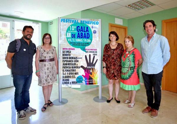 ABAD celebra la X Edición de su Verbena Benéfica el viernes 2 de junio en el Auditorio Municipal