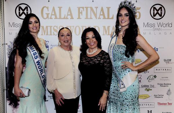 La rondeña María Jesús Ruiz, de 19 años, ganadora del certamen Miss World Málaga