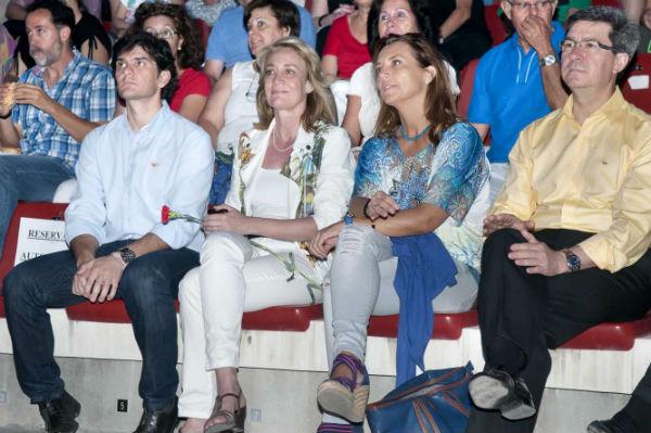 Cerca de 600 personas acompañaron a Abad en su VII Gala Solidaria