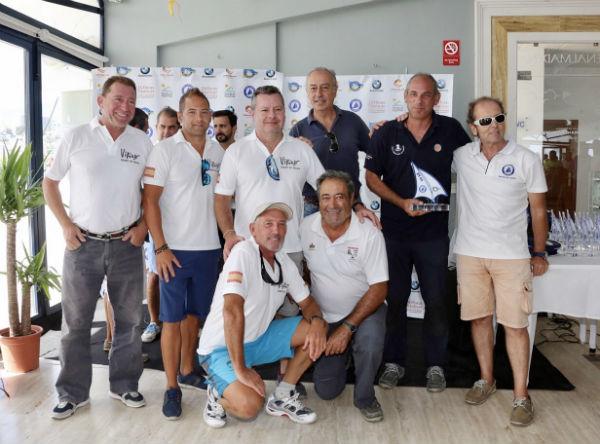 Vikingo, patroneado por Enrique González, campeón absoluto de las 24 Horas Náuticas de Benalmádena-Trofeo Costa del Sol