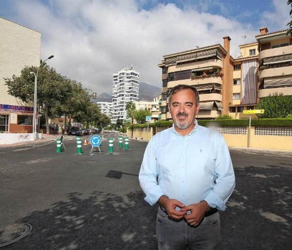Concluyen con éxito las primeras pruebas de la nueva regulación de tráfico en la confluencia entre las Calles Obispo Herrera Oria y Ciudad de Melilla