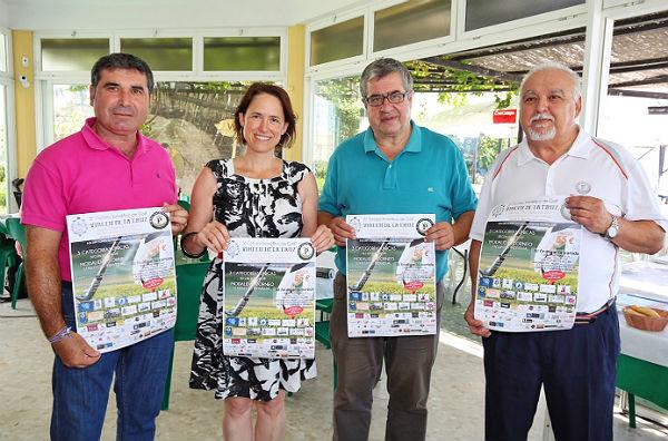 El Concejal de Deportes y la Concejala de Tradiciones Populares han presentado el V Torneo de Golf Benéfico 'Virgen de la Cruz'