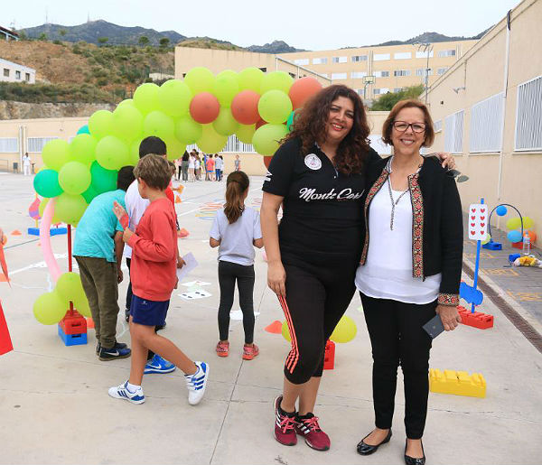 El Colegio Mariana Pineda realiza una gincana para que los alumnos viajen por el mundo de los libros
